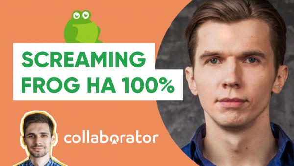 Screaming Frog на 100%. Самостоятельный аудит сайта